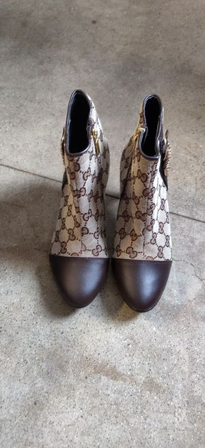 Gucci Heel Boots for Sale in Salt Lake City, UT