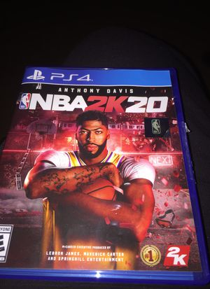 NBA2k20 for Sale in Lorain, OH