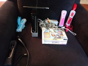 Wii Console Black for Sale in Plano, TX