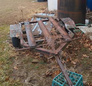Motorcycle trailer for Sale in Monroe City, MO