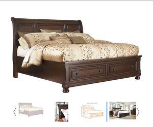 Porter Queen Storage Slay Bedframe for Sale in Denver, CO
