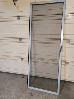 Screen door for Sale in San Leandro, CA
