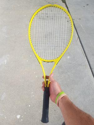 JPMorgan Chase Open Tennis Racket. for Sale in Lawndale, CA