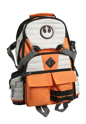 New! Rebel Pilot Star Wars Backpack for Sale, used for sale  San Antonio, TX