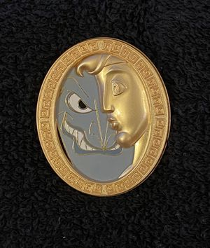 Disney Pin #186, LE (3,000), Disney Duets: Hades/Hercules for Sale in San Diego, CA