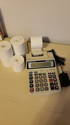 Canon P23-DH II Portable Receipt Printer for Sale in Edgewater, MD