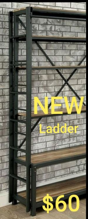 Metal Ladder in Black for Sale in Ontario, CA