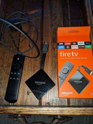Amazon Fire TV 4k 3rd Generation for Sale in Phoenix, AZ