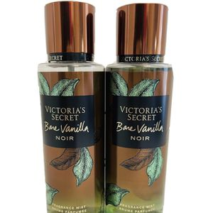 Victoria's Secret Vare Vanilla Noir Fragrance Mist 2 Pieces 250/8.4fl.oz NEW for Sale in Haines City, FL
