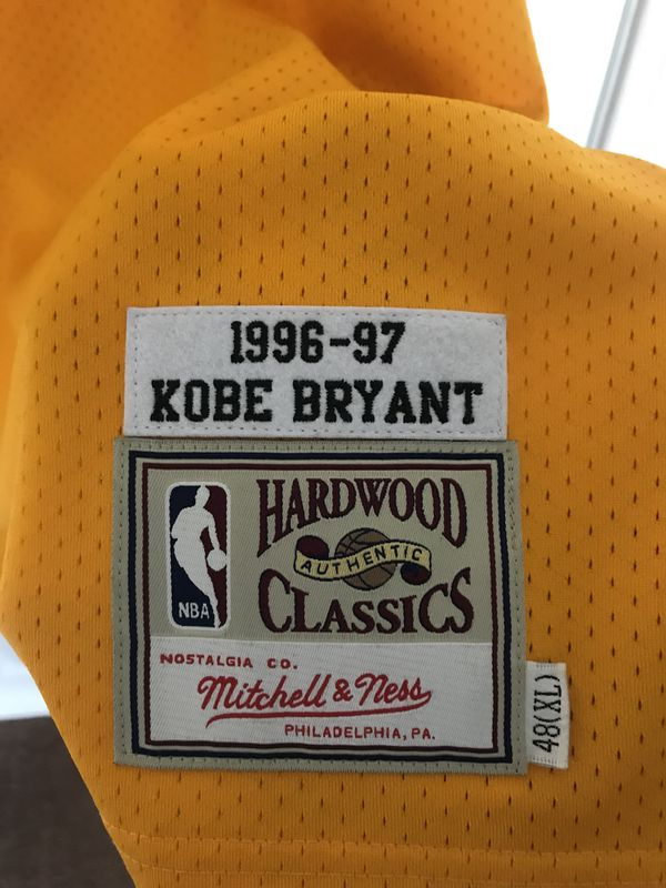 """9f46c9cc2d8 Mitchell & Ness """"Kobe Bryant"""" rookie jersey for Sale in Garden Grove ..."""