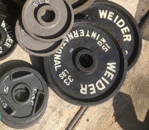 Olympic Assorted Weights for Sale in Atlanta, GA