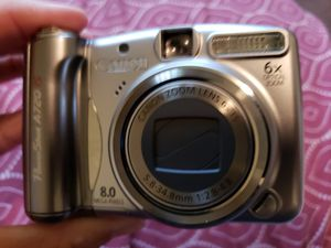 Canon PowerShot A720 IS Digital Camera for Sale in Dundalk, MD