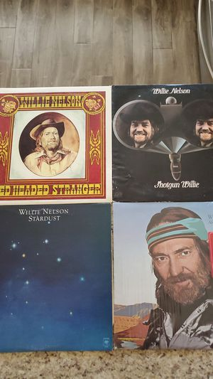 Willie nelson vinyle for Sale in Nipomo, CA