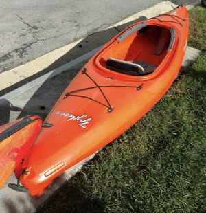 Dagger Zydeco Kayak with skirt for Sale in Damascus, MD