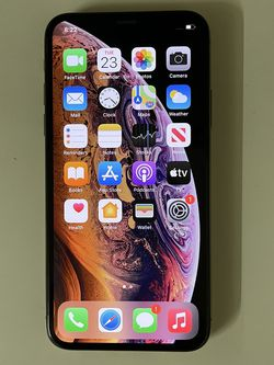 Fully Unlocked Iphone X 64gb for Sale in Brea,  CA