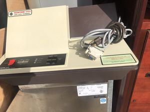 Scantron 2100 OMR Data Terminal Test Scorer for Sale in Southwest Raleigh, NC