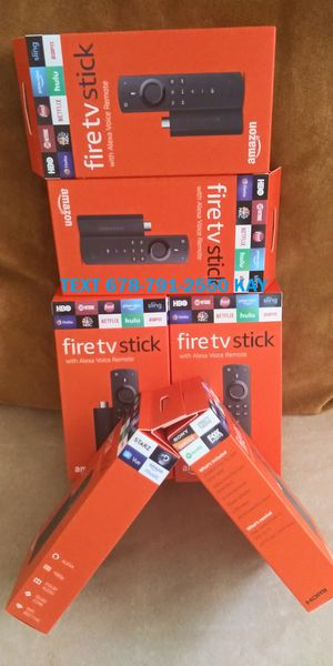 New Generation / Unlocked / Fire TV Stick for Sale in Conley, GA