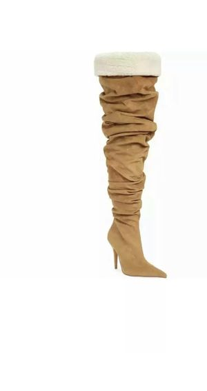The Winter Boot- (many sizes)- Jeffrey Campbell for Sale in Orlando, FL
