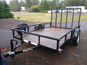 Big Tex 6'x10' utility trailer for Sale in Seattle, WA
