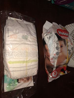 Baby diapers for Sale in Colton, CA