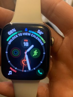 APPLE WATCH SERIES 5 44mm with Cellular and GPS for Sale in Greenwood, IN