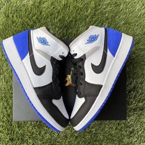 Air Jordan 1 Union Blue Size 3.5 / 4.5 / 5 / 6 Youth for Sale in Pico Rivera, CA