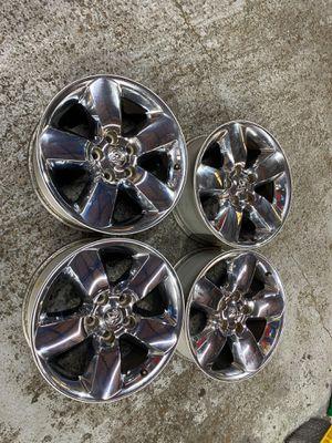 """20"""" ram wheels for Sale in Houston, TX"""