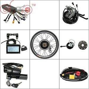 Electric bike conversion kit for any bicycle for Sale in Ontario, CA