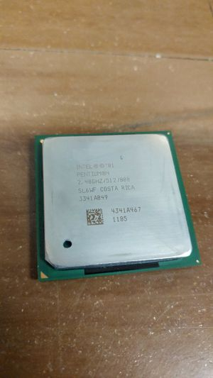 Intel Pentium 4 2.40GHZ for Sale in Carbondale, IL