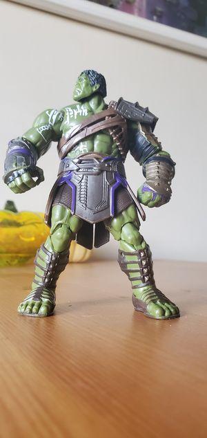 Hulk Gladiator Action Figure Thor Hasbro 2017 Marvel for Sale in Los Angeles, CA
