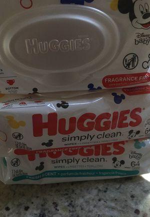 HUGGIES Wipes for Sale in North Lauderdale, FL