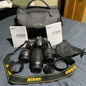 Nikon D7200 for Sale in Queens, NY