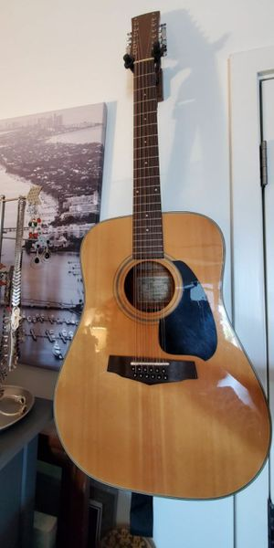 12 String Ibanez Guitar. Like New! Only $100 OBO (or best offer) ASAP for Sale in Arlington, VA