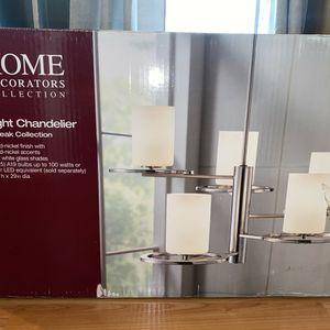 5 Light Chandelier for Sale in Clinton, MD