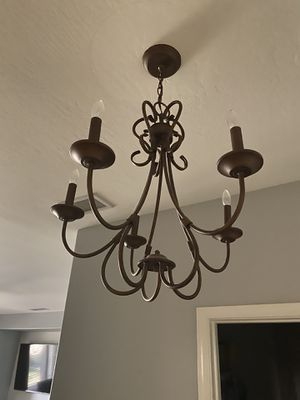 3 light fixtures for Sale in Laveen Village, AZ