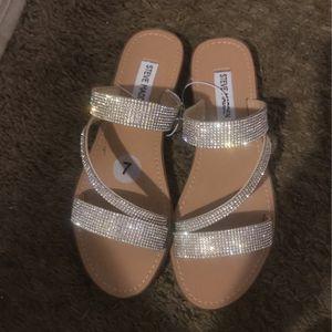 Steve Madden Women's Rhinestone Sandals for Sale in Orlando, FL