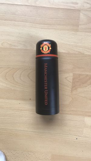 Manchester United Aluminum Water Bottle for Sale in Lowell, MI