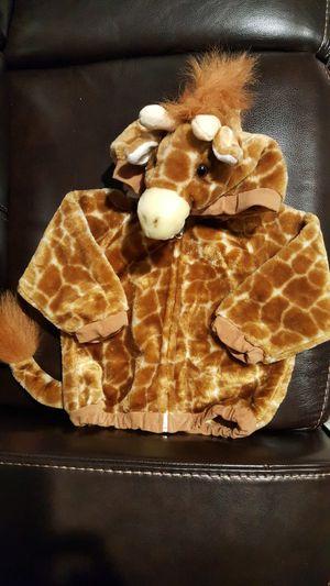 Giraffe Jacket Size 3T for Sale in Everett, WA