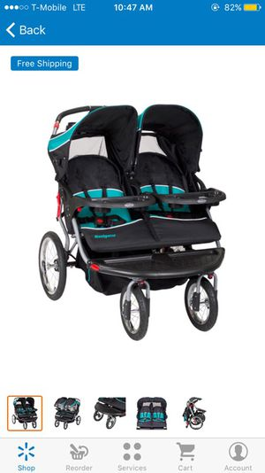 Babytrend double stroller for Sale in Las Vegas, NV