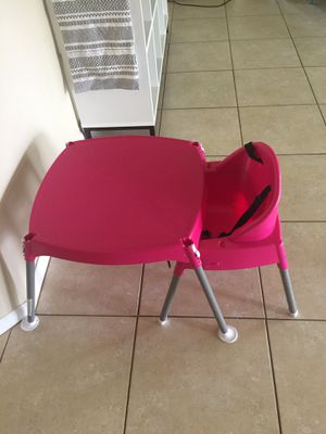 High chair / table for Sale in Winter Haven, FL