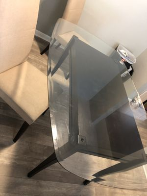 Glass Dining table for Sale in Tampa, FL