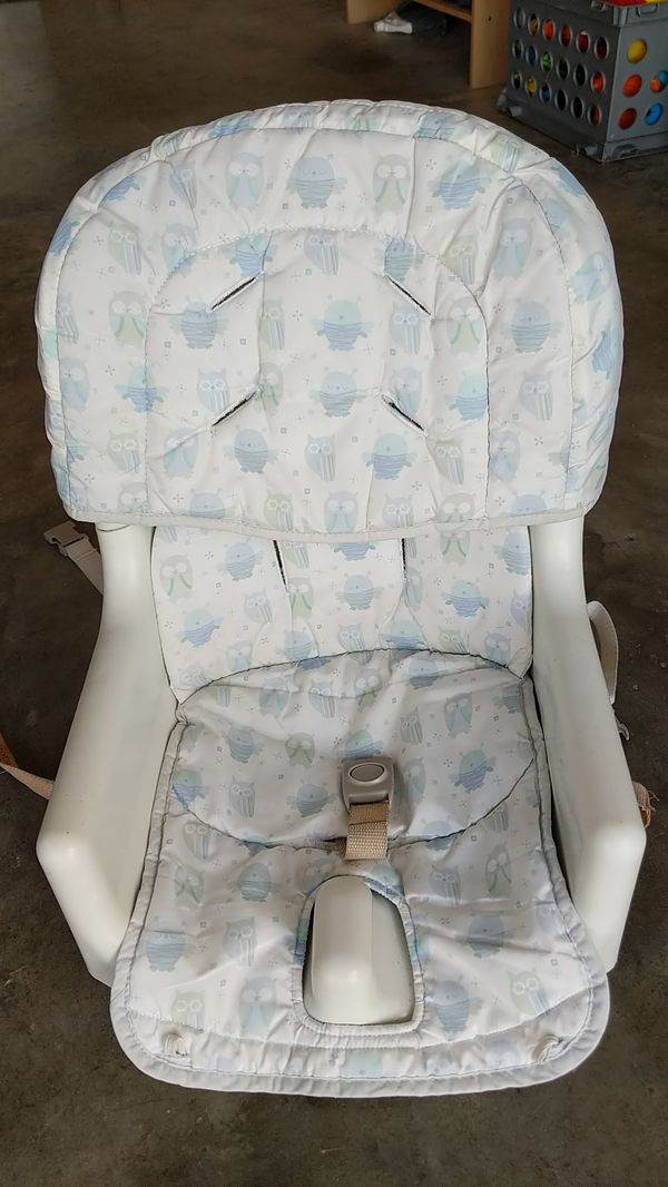 High chair/booster seat