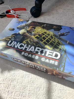 Uncharted board game for Sale in San Diego, CA
