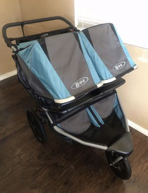 Bob Double Stroller revolution flex duallie Read Description First for Sale in National City, CA