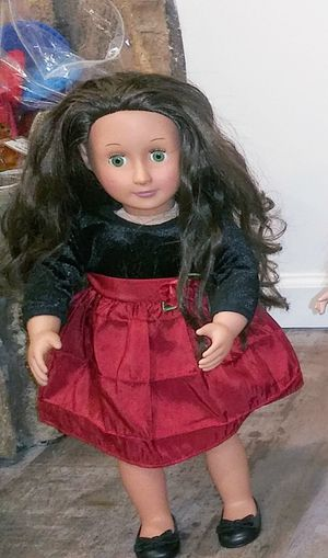 "18"" Our Generation Battat Doll for Sale in West Valley City, UT"
