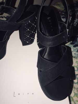 Women's LEiTH Black 4 inch Heels for Sale in West Springfield, VA