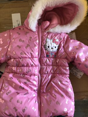Hello Kitty toddler jacket for Sale in Mesa, AZ