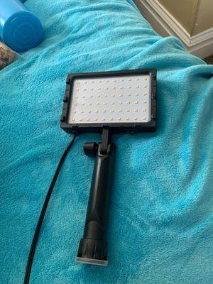 Camera Light Attachment for Sale in Peoria, IL