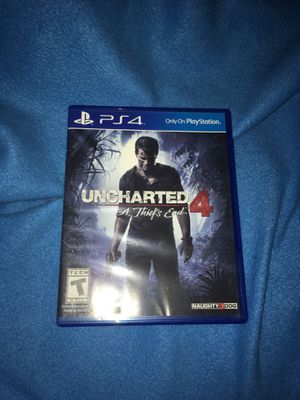 Uncharted 4 for Sale in Fairfax Station, VA
