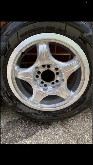 Brand new tires and rims for Sale in Oxford, AL